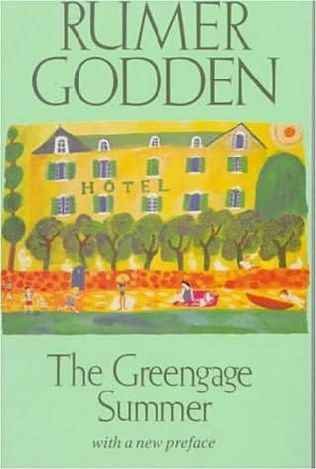 Image result for The Greengage Summer by Rumer Godden