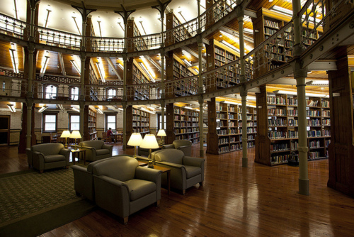 Ucsd Library Book Room