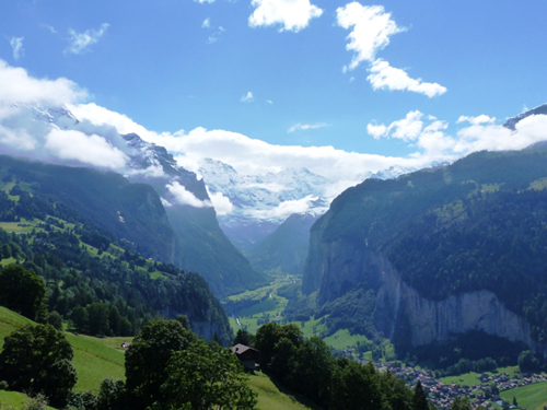 Oh Switzerland, I miss you.