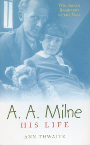 Aa milne his life ann thwaite the captive reader aa milne his life by ann thwaite fandeluxe Image collections