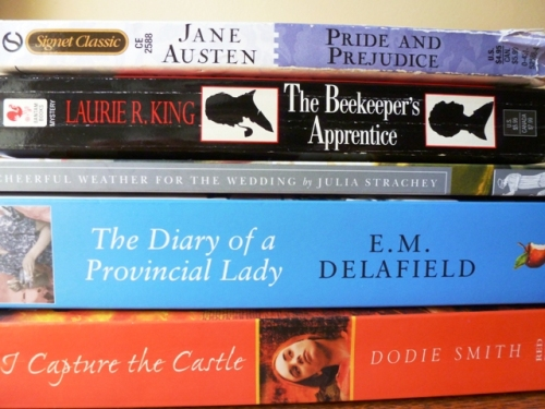 Books for 2013 - rereads