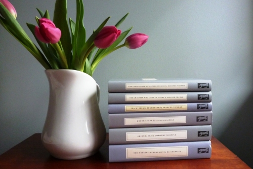 New Persephone Books
