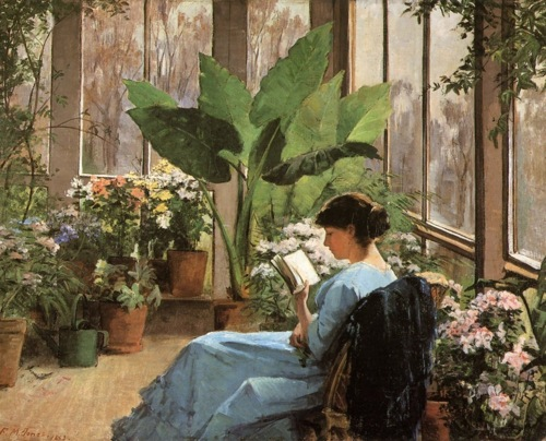 The Conservatory by Frances Jones Bannerman
