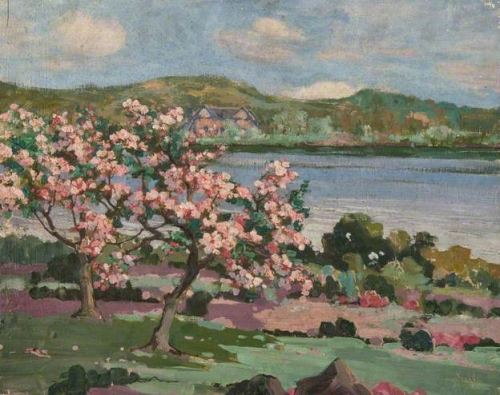 Cherry Blossom by Robert Donnan