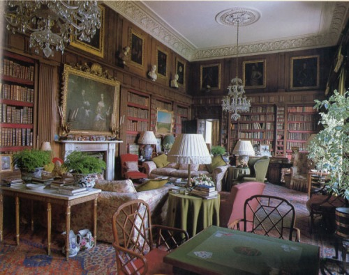 Badminton House (credit: At Home with Books)