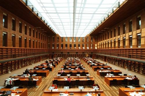 Saxon State Library
