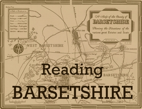 Reading Barsetshire