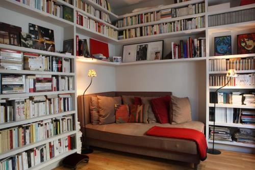 Alia Bengana's Paris Apartment via Desire to Inspire