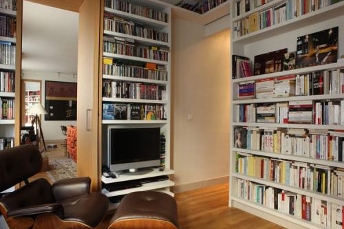Alia Bengana Paris apartment via Desire to Inspire