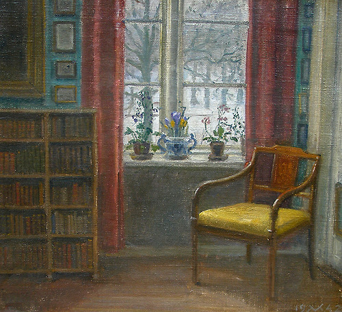 The Artist's Private Residence, Copenhagen by Viggo Svend Madsen