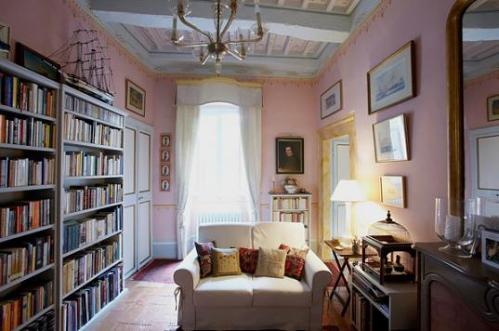 credit: NY TImes (Italian Palazzo of Dan Blagg and Francesco Bianchini)