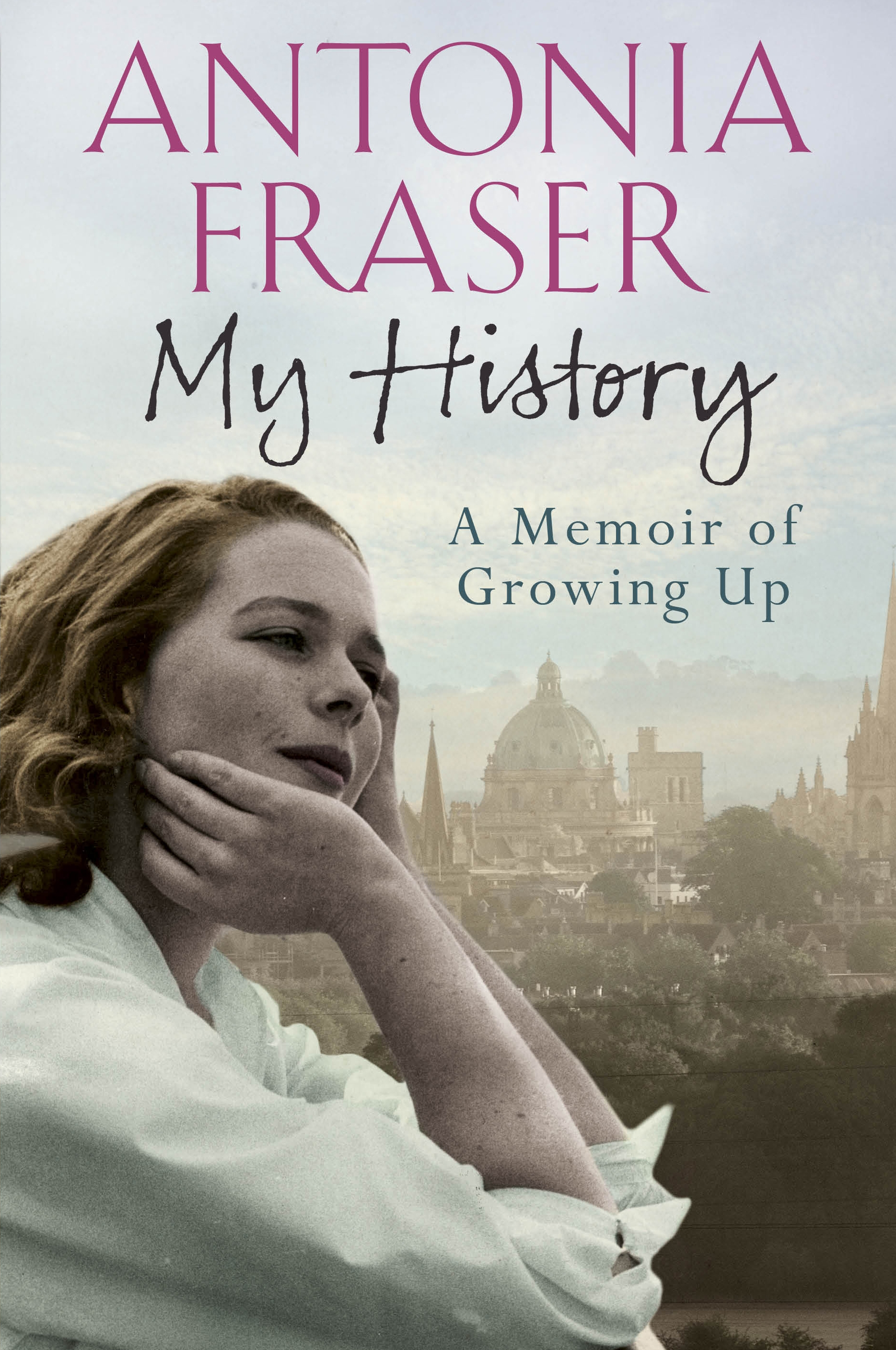 My History Cover