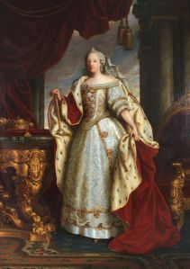 Maria Theresa, Queen of Hungary