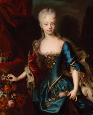 Archduchess Maria Theresa by Andreas Moeller