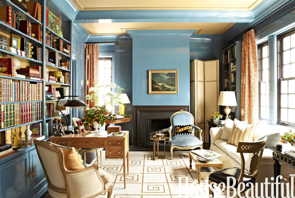 13 Stunning Apartments In New York: The Captive Reader